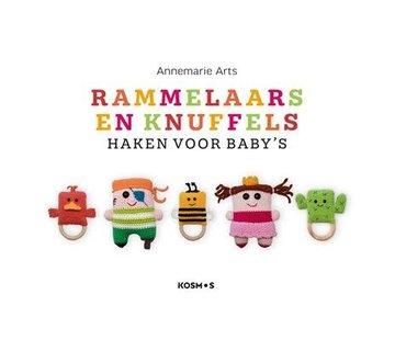 Uitgeverij Rammelaars en Knuffels haken - Annemarie Arts