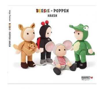 Uitgeverij Beesie-poppen haken - Anja Toonen