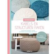 Uitgeverij Kabels & Structuren Haken - Leonie Schellingerhout