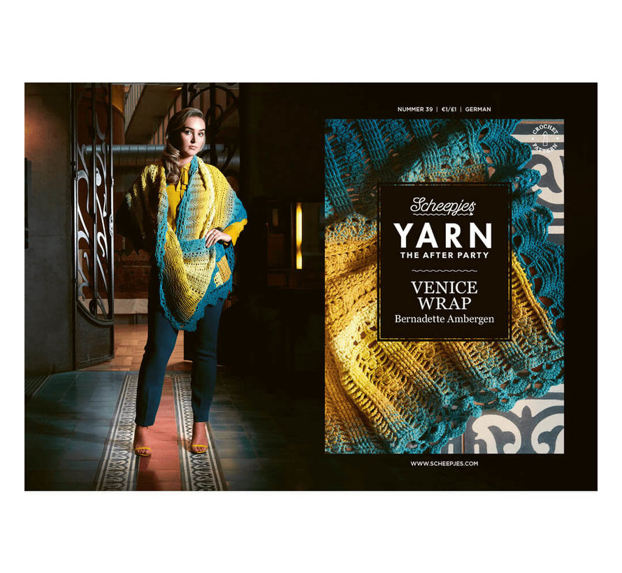 YARN the after party NO. 39 Venice Wrap