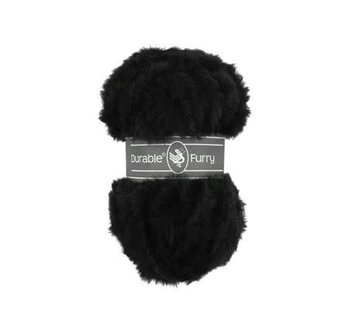 Durable Durable Furry 325 Black