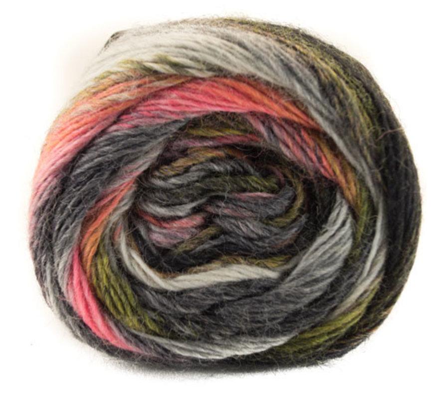 Lang Yarns Millecolori Socks&Lace 124