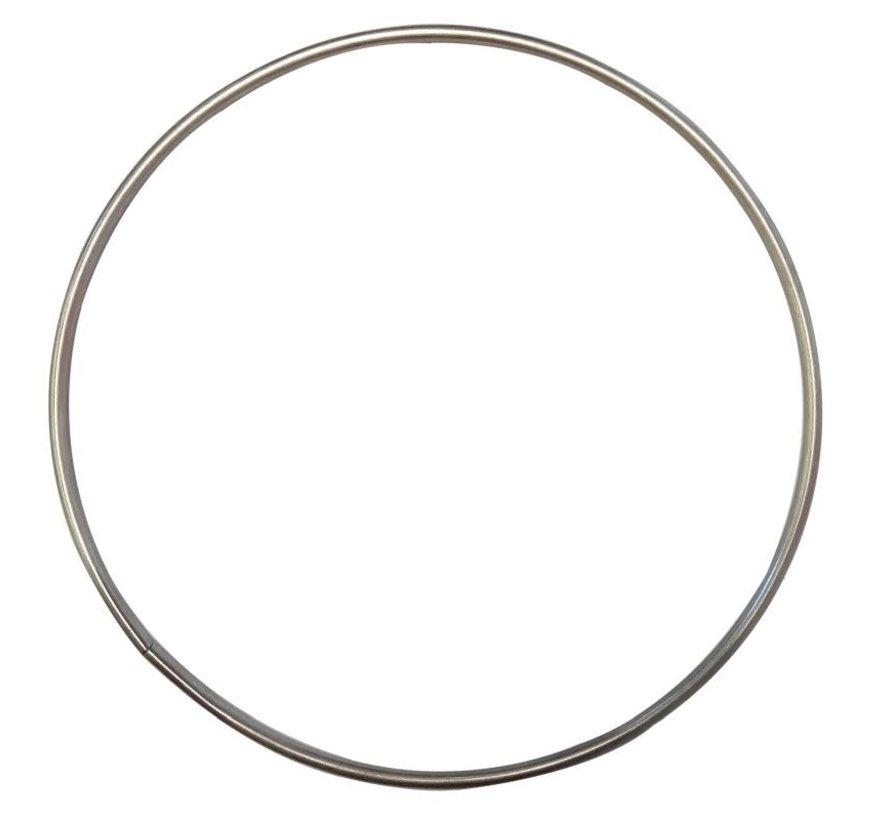Metalen ring 35-120cm