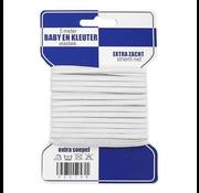 Huismerk Baby en kleuter elastiek 5m
