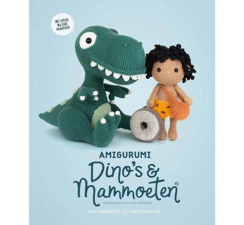 Uitgeverij Amigurumi Dino's en Mammoeten - Joke Vermeiren