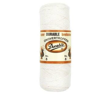 Durable Durable Breikatoen 8 wit 009