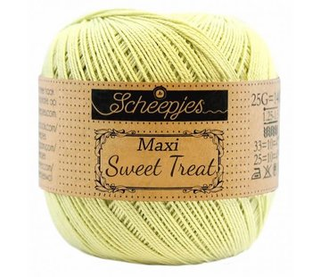 Scheepjes Scheepjes Maxi Sweet Treat 392 Lime Juice