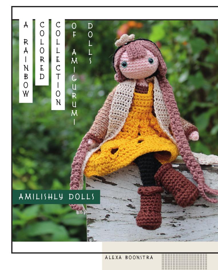 Amilishly dolls boekje
