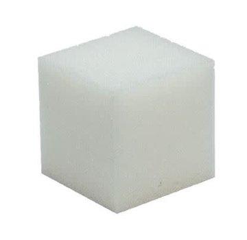 Marlaine Schuimrubber kubus 10 x 10 cm - BUDGET