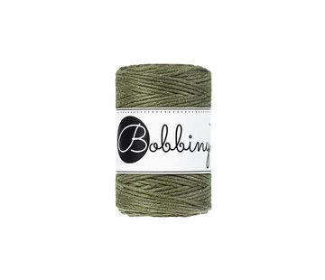 Bobbiny Bobbiny Macrame cord 1,5mm Avocado