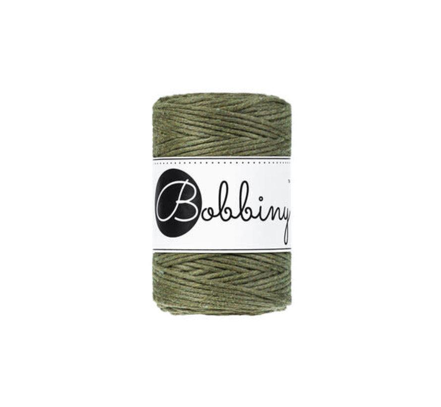 Bobbiny Macrame cord 1,5mm Avocado