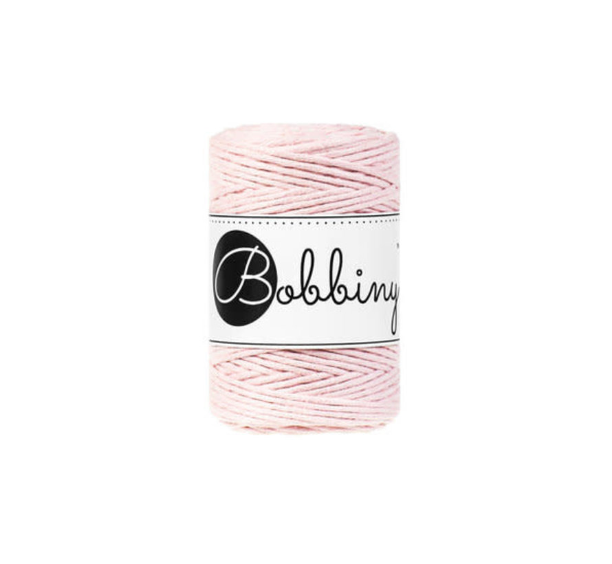 Bobbiny Macrame 1,5mm Baby Pink