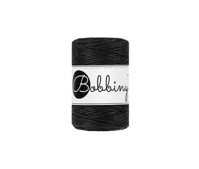 Bobbiny Bobbiny Macrame 1,5mm Black