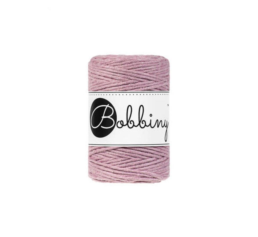 Bobbiny Macrame 1,5mm Dusty Pink