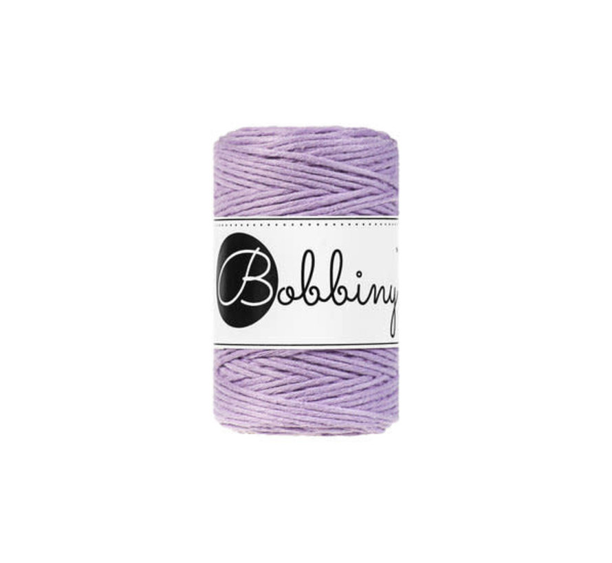 Bobbiny Macrame 1,5mm Lavender