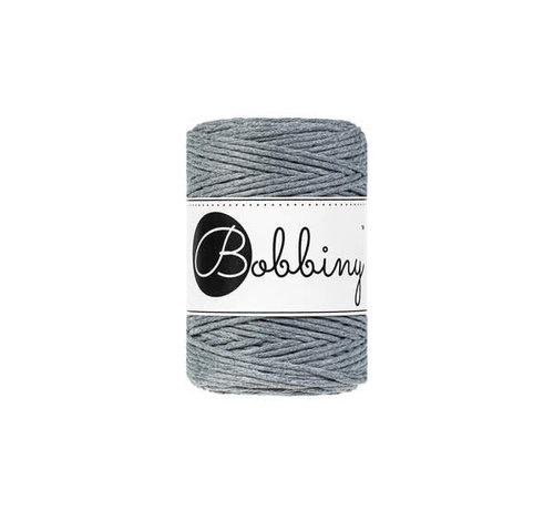 Bobbiny Bobbiny Macrame cord 1,5mm Raw denim