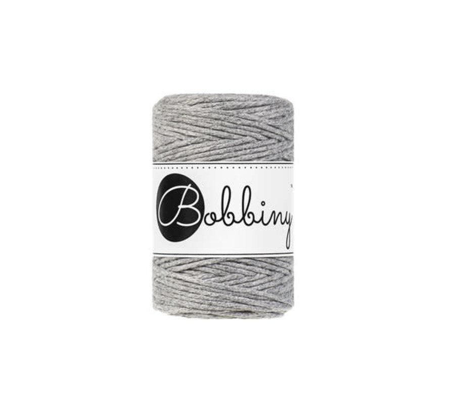 Bobbiny Macrame 1,5mm Silver