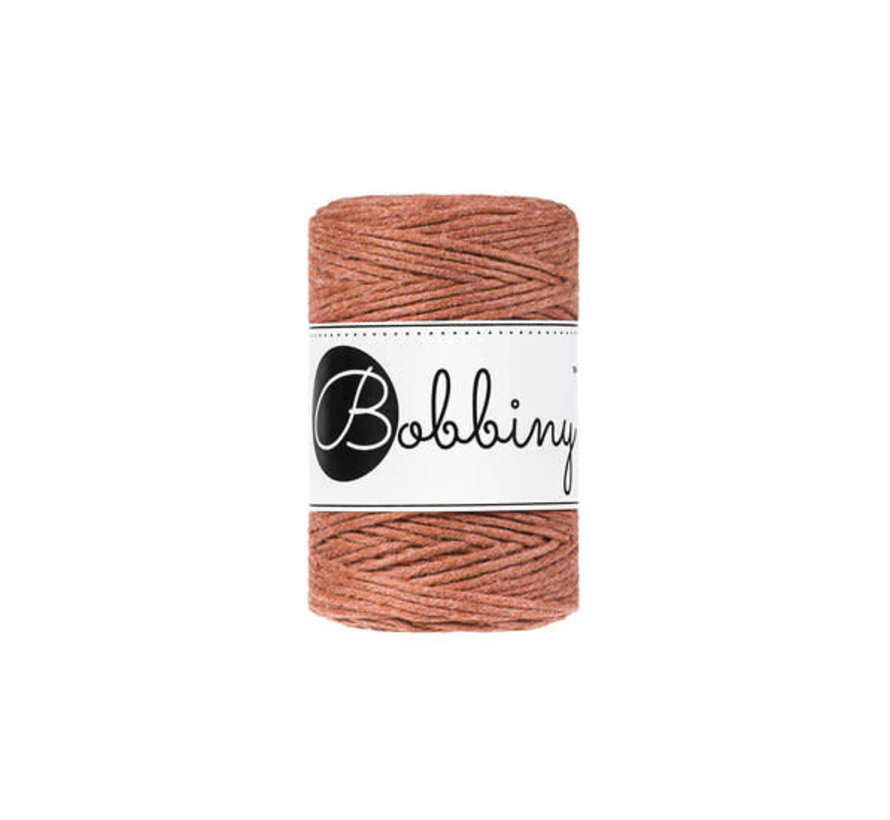 Bobbiny Macrame 1,5mm Terracotta