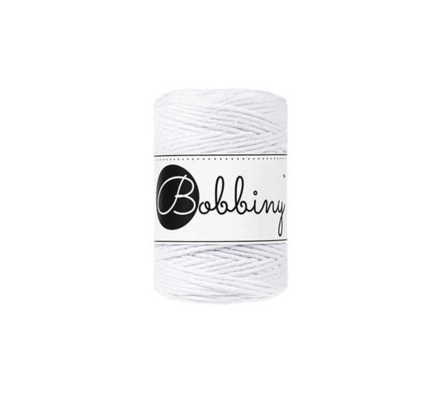 Bobbiny Macrame 1,5mm White