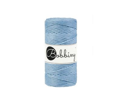 Bobbiny Bobbiny Macrame cord 1,5mm Baby blue