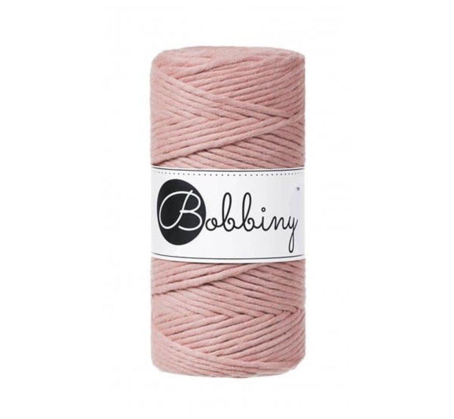 Bobbiny Macramé cord 3mm Blush