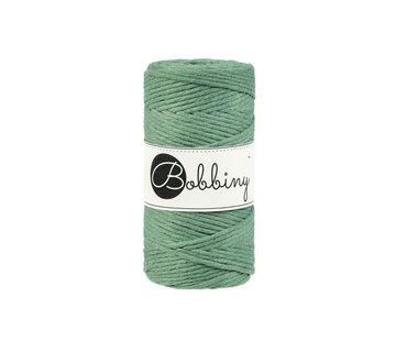 Bobbiny Bobbiny Macramé cord 3mm Eucalyptus Green