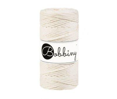 Bobbiny Bobbiny Macramé cord 3mm Natural