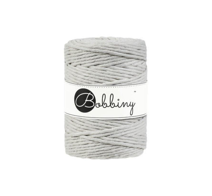 Bobbiny Macramé cord 5mm Beige