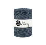 Bobbiny Bobbiny Macramé cord 5mm Charcoal