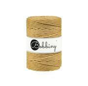 Bobbiny Bobbiny Macramé cord 5mm Mustard