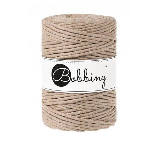 Bobbiny Bobbiny Macramé cord 5mm Sand