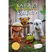Uitgeverij Safari Handpoppen Haken - Jessica Harmsma