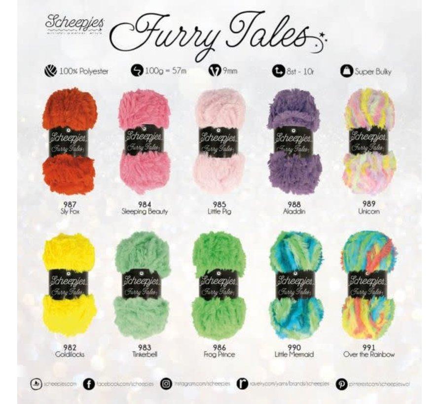 Scheepjes Furry Tales 988 Aladdin