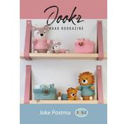 Uitgeverij Jookz Haak Bookazine - Joke Postma