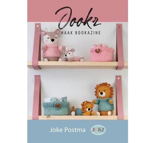 Jookz Haak Bookazine - Joke Postma