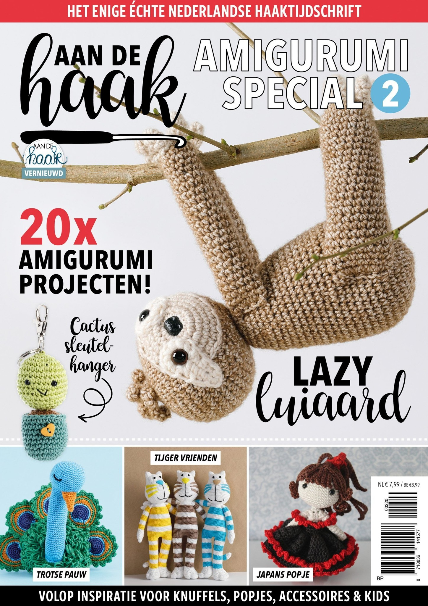 Cover aandehaak special