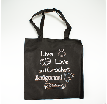 Marlaine Projecttas - Live, Love and Crochet Amigurumi