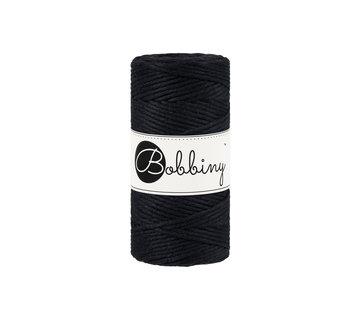 Bobbiny Bobbiny Macrame cord 3mm Black