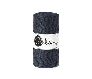 Bobbiny Bobbiny Macrame cord 3mm Navy blue