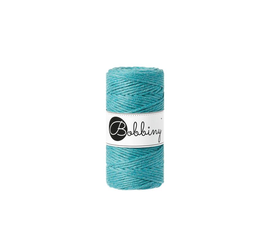 Bobbiny Macrame cord 3mm Teal