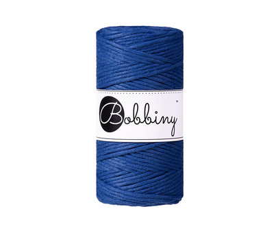 Bobbiny Bobbiny Macrame cord 3mm Classic blue