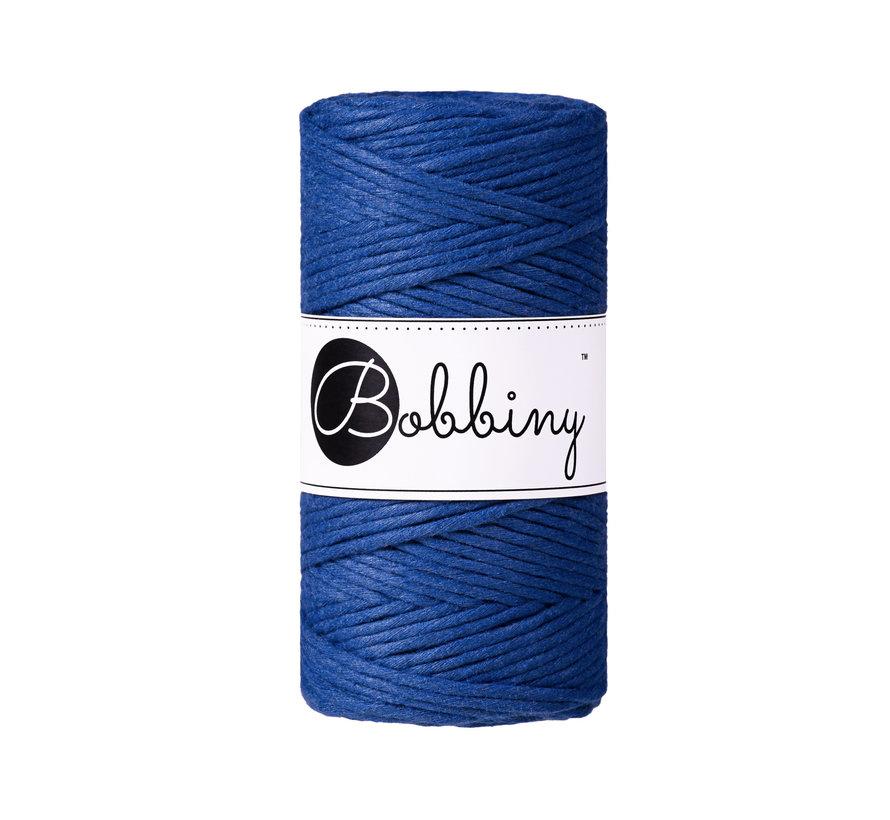 Bobbiny Macrame cord 3mm Classic blue