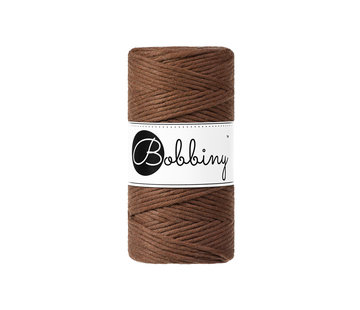 Bobbiny Bobbiny Macrame cord 3mm Mocha