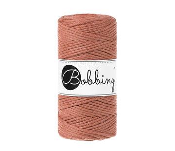 Bobbiny Bobbiny Macrame cord 3mm Terracotta
