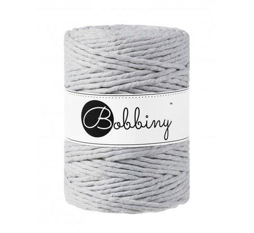 Bobbiny Bobbiny Macramé cord 5mm Light Grey