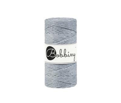 Bobbiny Bobbiny Macramé cord 3mm Silver