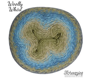 Woolly whirl Kiwi Drizzle 473