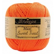 Scheepjes Scheepjes Maxi Sweet Treat 189 Royal Orange