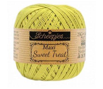 Scheepjes Scheepjes Maxi Sweet Treat 245 Green Yellow