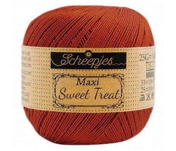 Scheepjes Scheepjes Maxi Sweet Treat 388 Rust